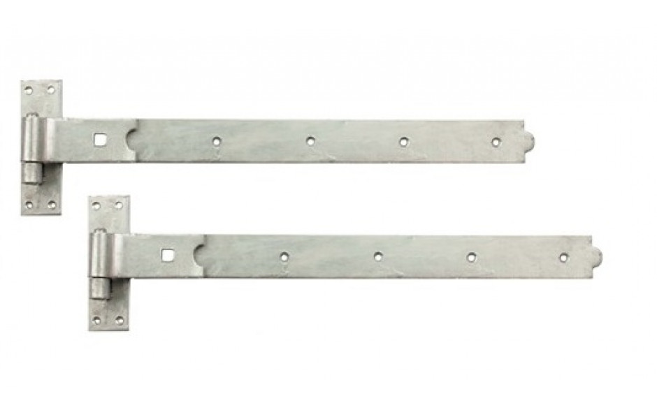 Galvanised Hook & Band Hinges Pair
